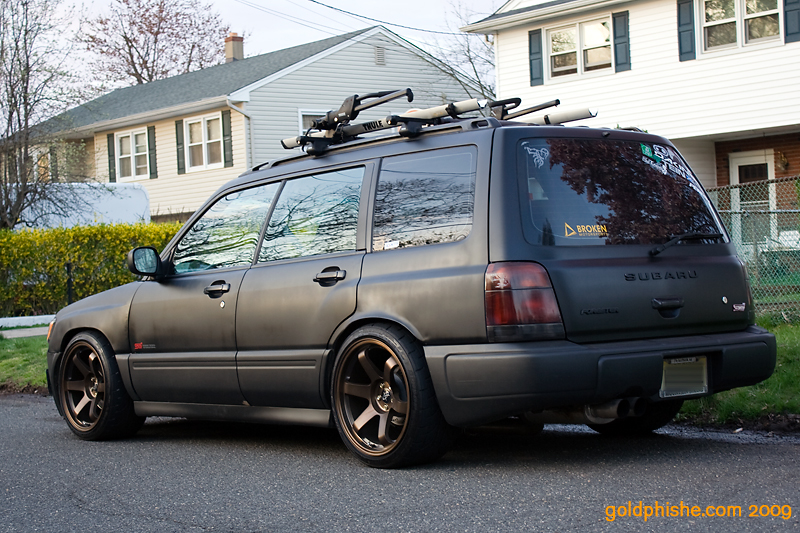 Subaru Forester 2000 Review Amazing Pictures And Images Look At