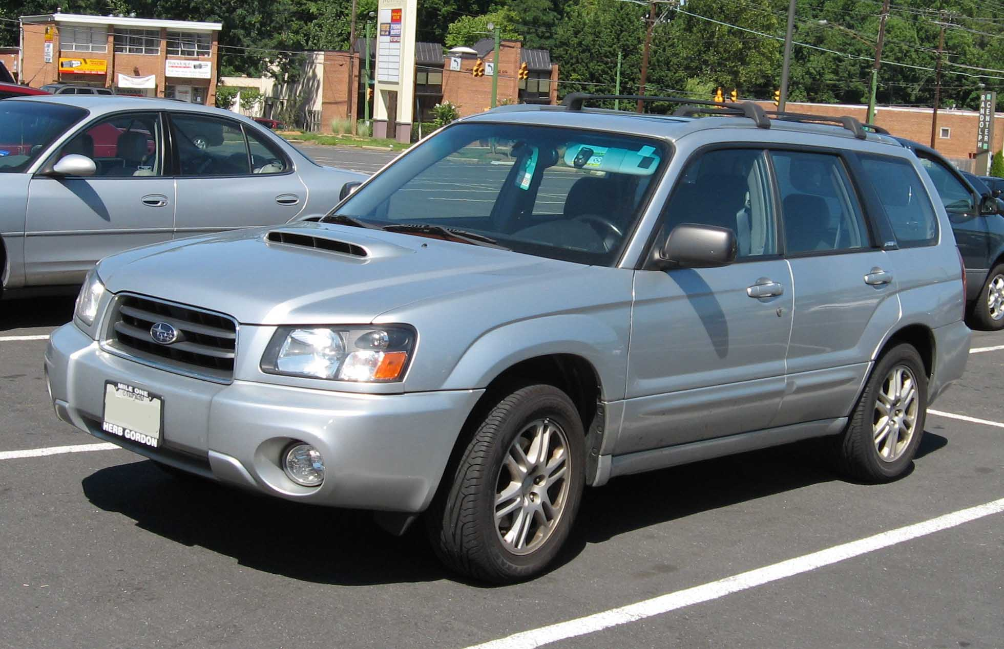 Subaru Forester 2003 Review Amazing and – Look at