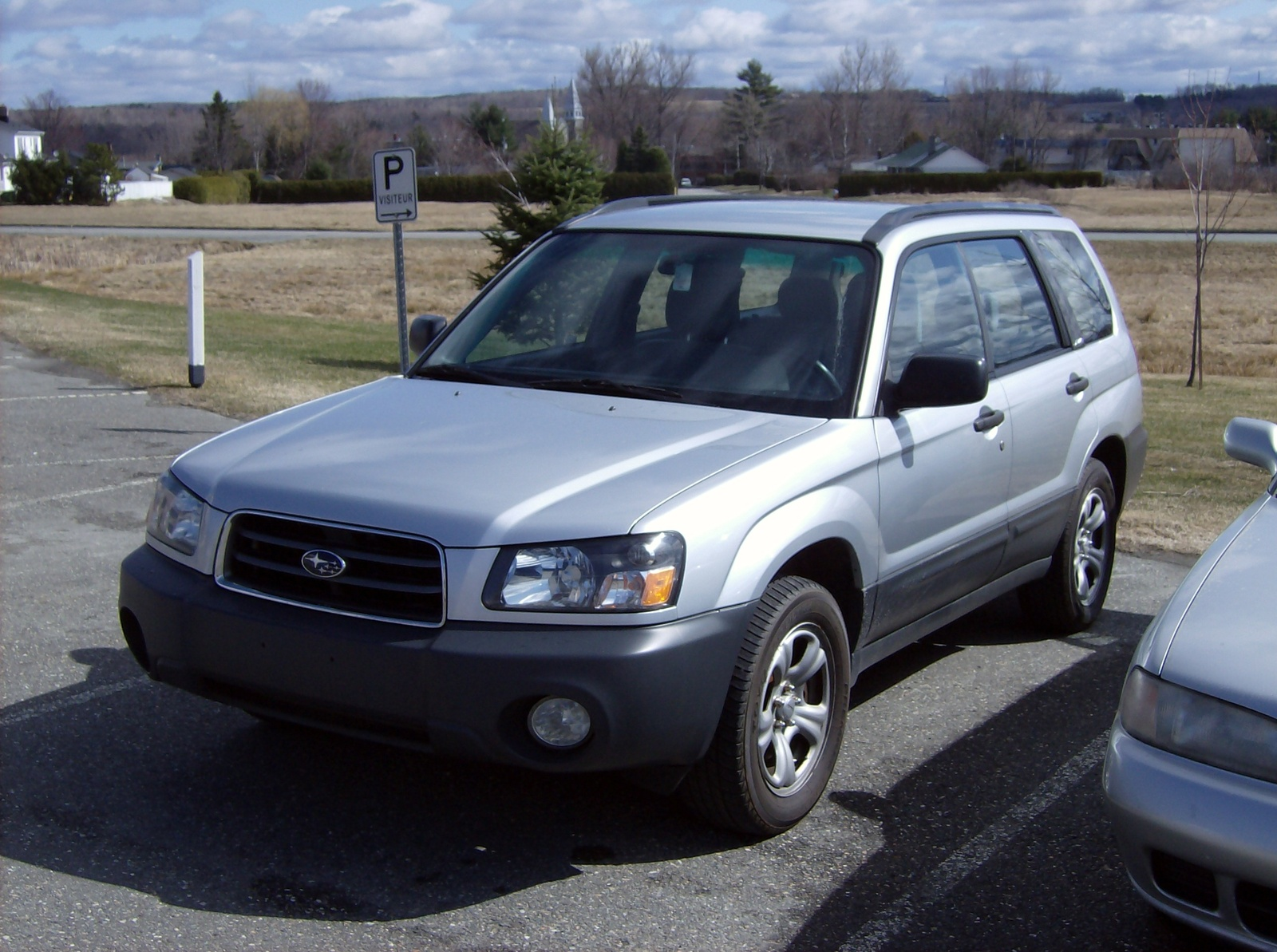 Subaru Forester 2003 Review Amazing Pictures And Images Look At The Car