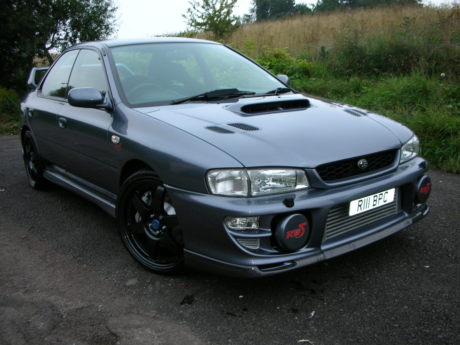 Subaru Impreza 1999 Review Amazing Pictures And Images