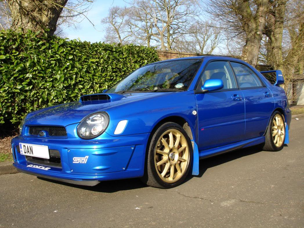 Subaru Impreza Wrx Sti 2002 Review Amazing Pictures And