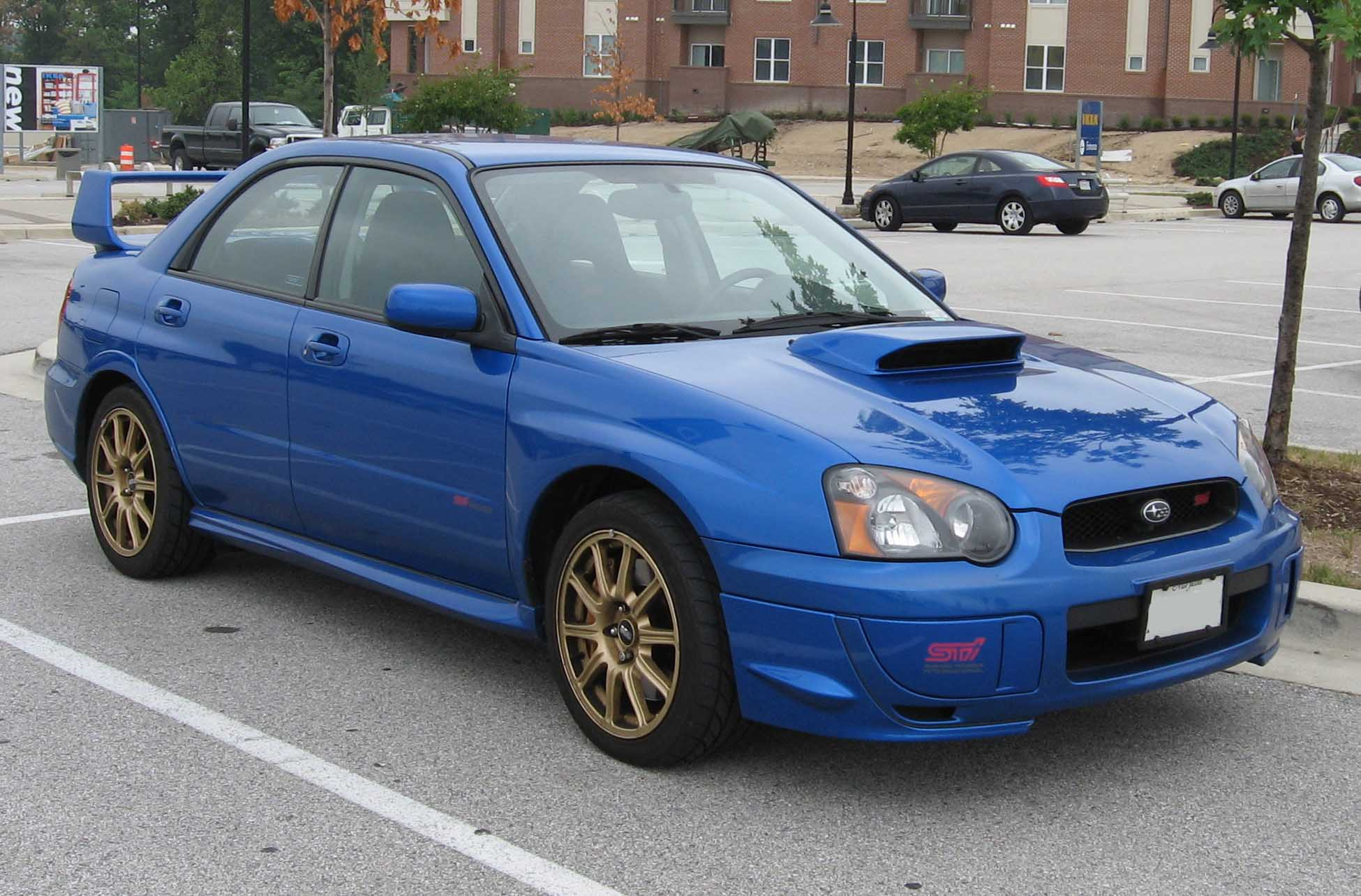 Subaru Impreza Wrx Sti 2004 Review Amazing Pictures And Images Look At The Car