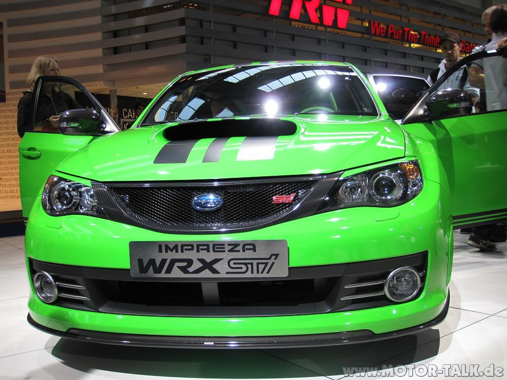 subaru impreza wrx sti 2009 review amazing pictures and images look at the car. Black Bedroom Furniture Sets. Home Design Ideas