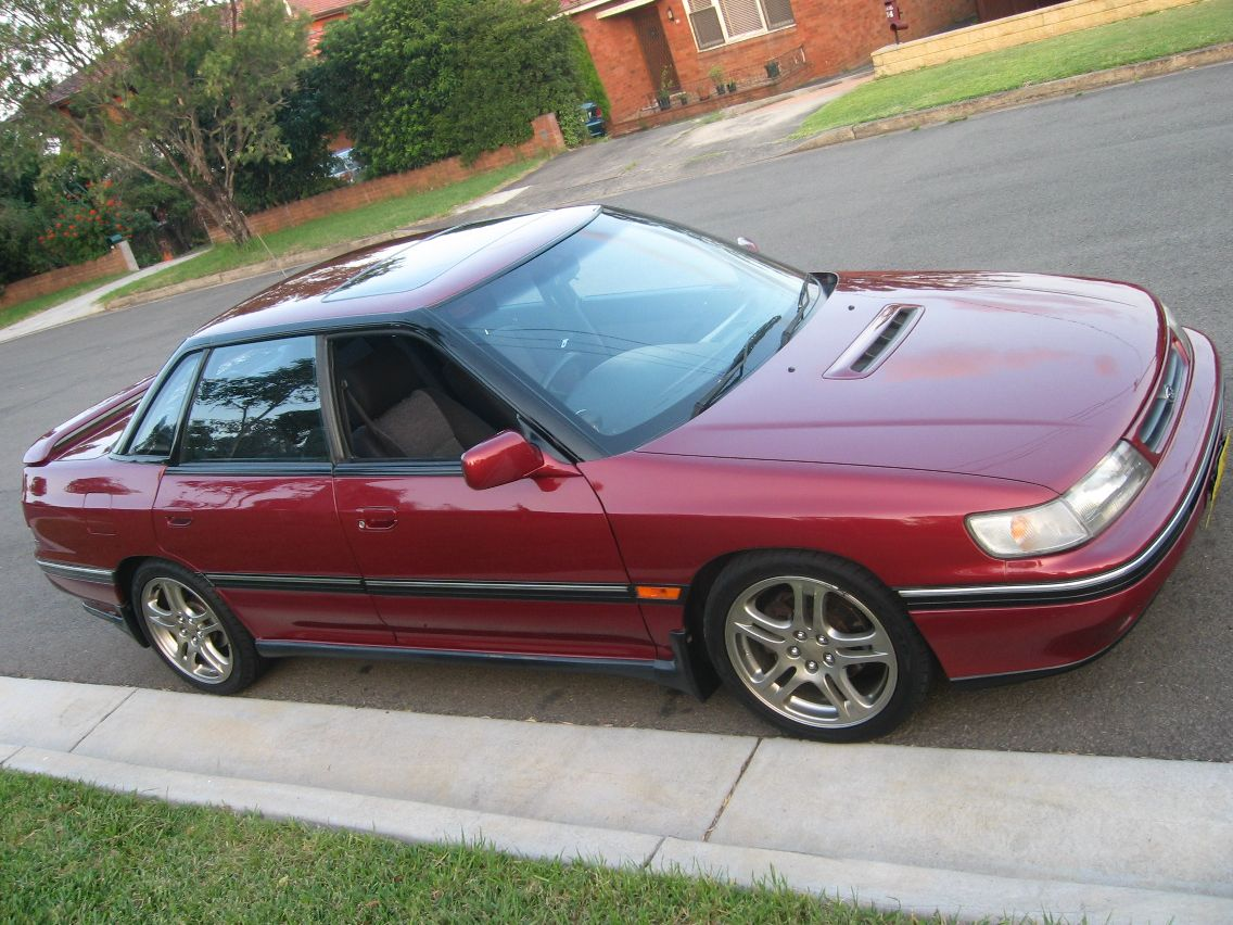 Subaru Legacy 1993 Review Amazing Pictures And Images