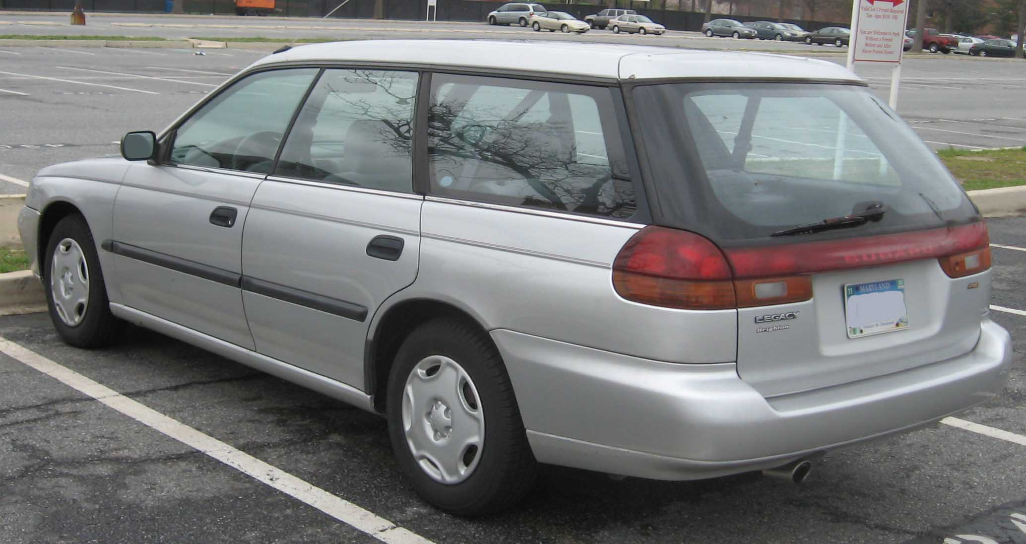 Subaru Liberty 1998 Review Amazing Pictures And Images Look At Legacy Outback Photo 3