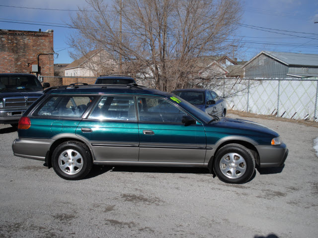 Subaru Outback 1999 Review Amazing Pictures And Images Look At