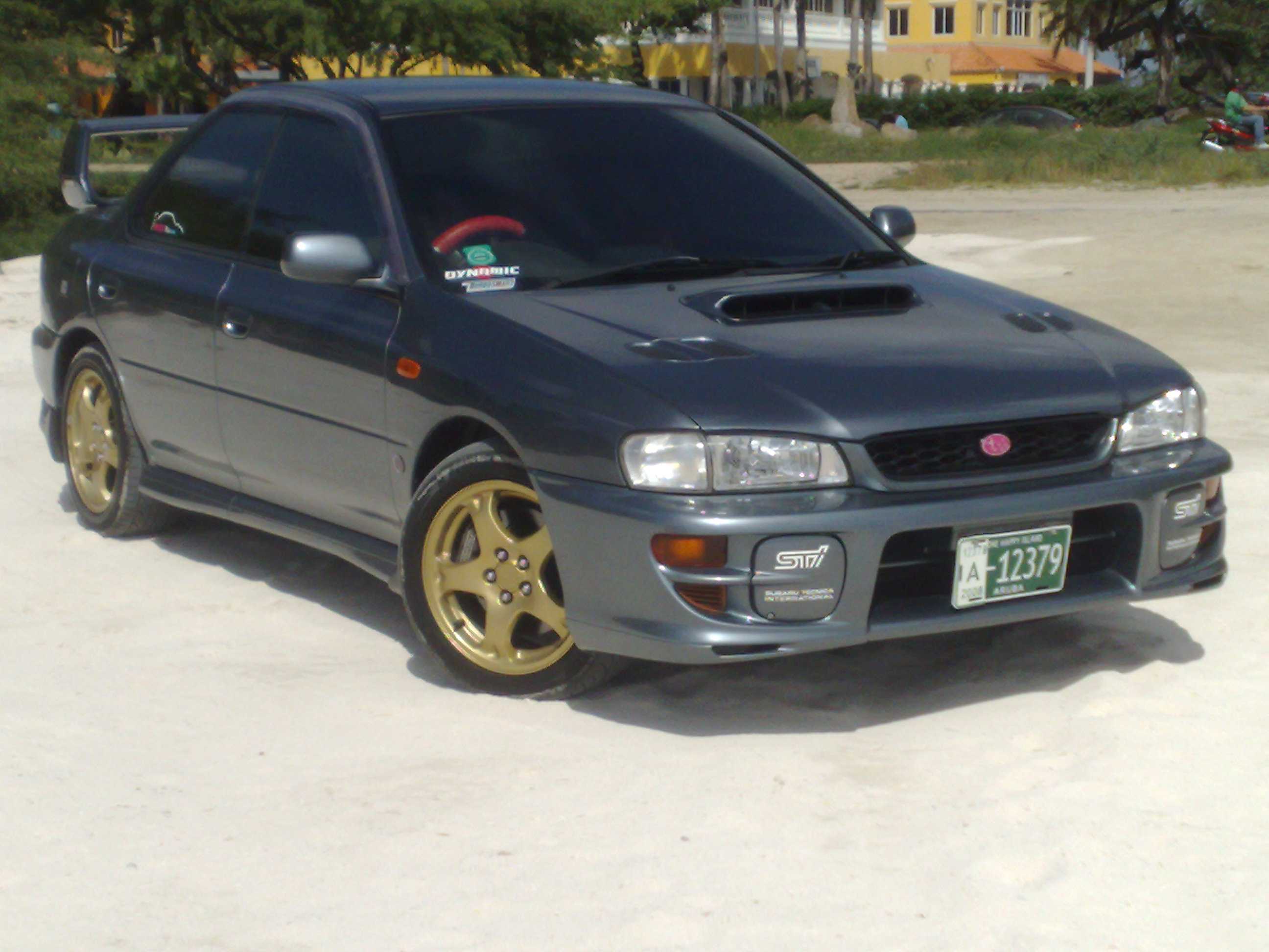 Other Photos To Subaru WRX 1999