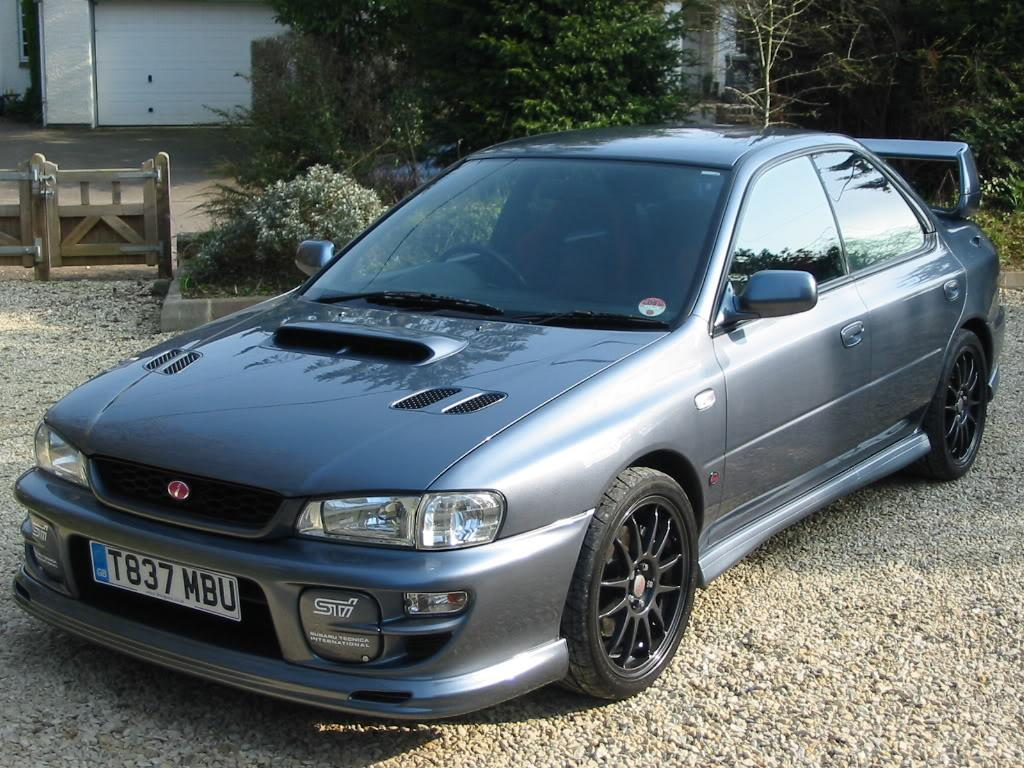 Subaru Wrx 1999 Review Amazing Pictures And Images