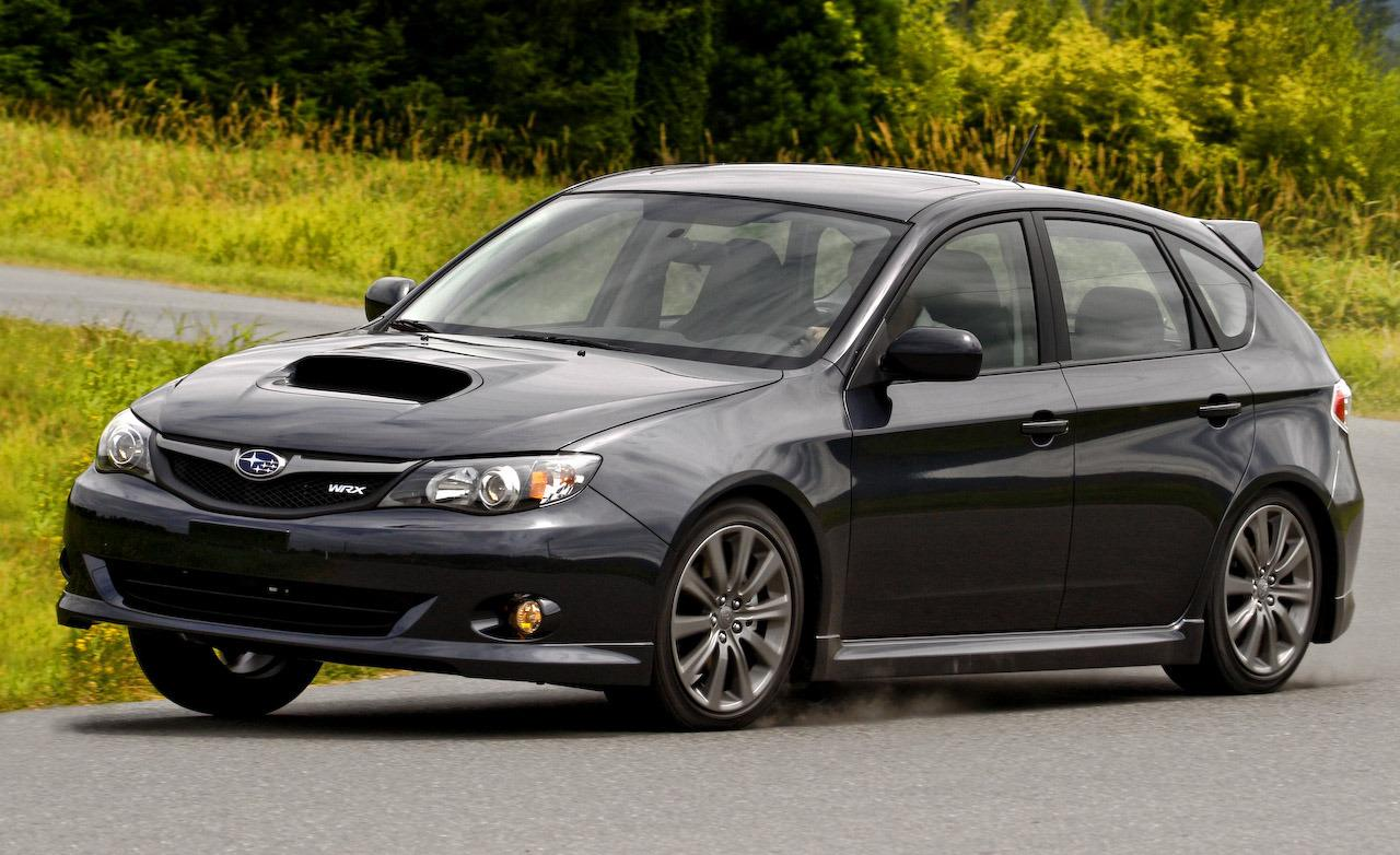 subaru wrx hatchback 2009 review amazing pictures and images look at the car. Black Bedroom Furniture Sets. Home Design Ideas