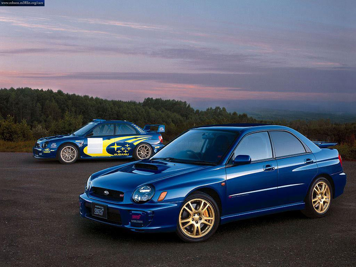 Subaru Wrx Sti 2001 Review Amazing Pictures And Images
