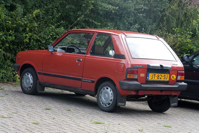 Suzuki Alto 1980 Review Amazing Pictures And Images