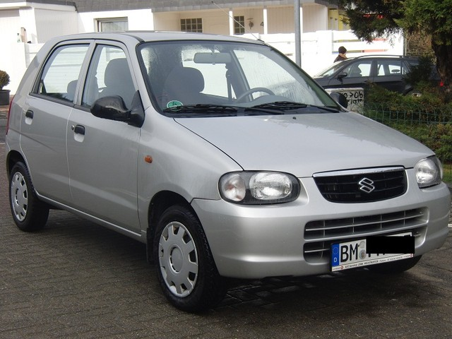 Suzuki Alto 2001 Review Amazing Pictures And Images