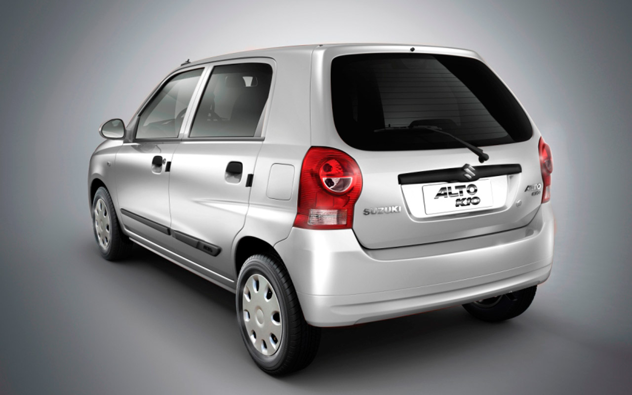 Suzuki Alto 2015 photo - 1