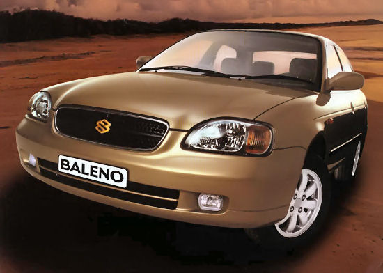 Suzuki Baleno 2005 photo - 2