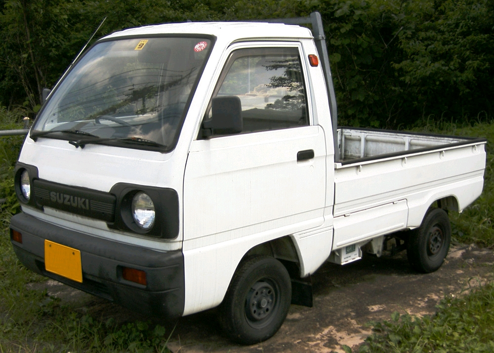 Suzuki Carry 1989 photo - 1