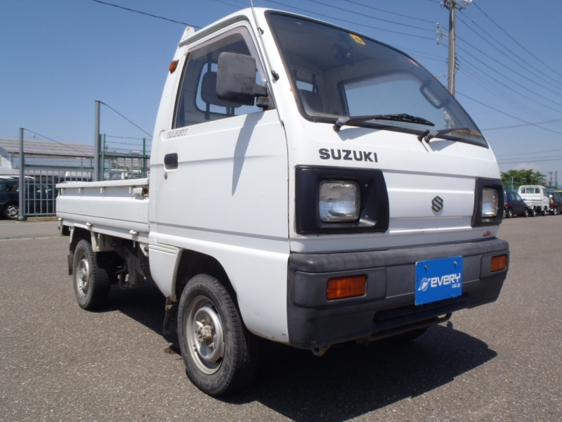 Suzuki Carry 1989 photo - 2
