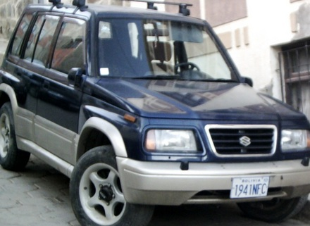 Suzuki escudo 2015 photo - 2
