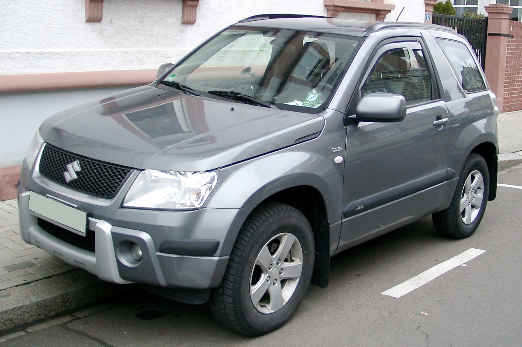 suzuki grand vitara 2007 review amazing pictures and images look at the car. Black Bedroom Furniture Sets. Home Design Ideas