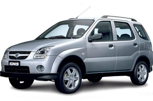 Suzuki Ignis 2000 photo - 2