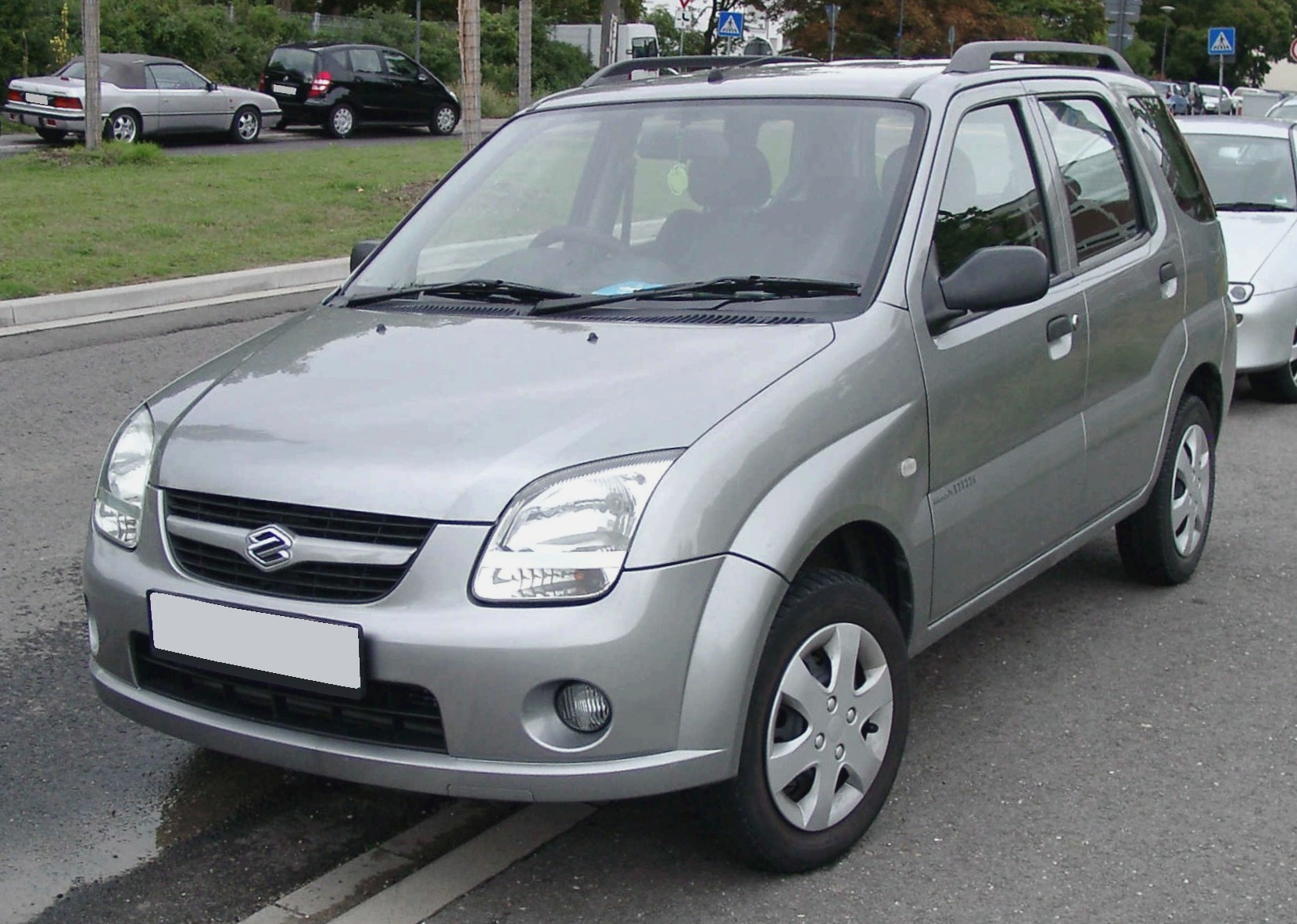 Suzuki Ignis 2014 Photo