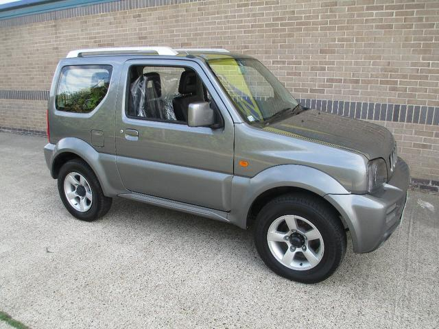 Suzuki Jimny 2007 Review Amazing Pictures And Images Look At The Car