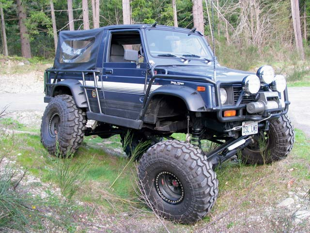 Suzuki Samurai 1989 photo - 2