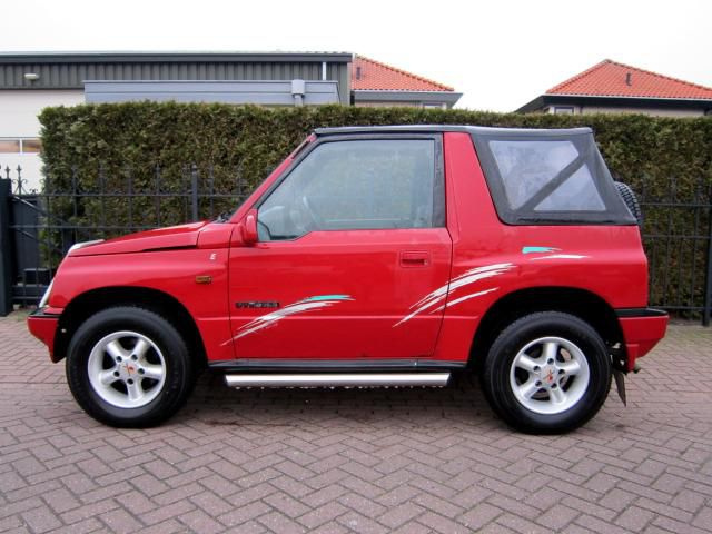 Suzuki Vitara 1992 Review Amazing Pictures And Images Look At The Car