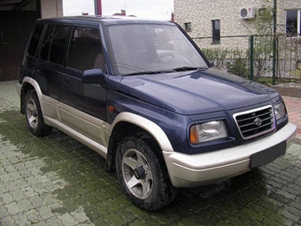 Suzuki Vitara 1997 photo - 1