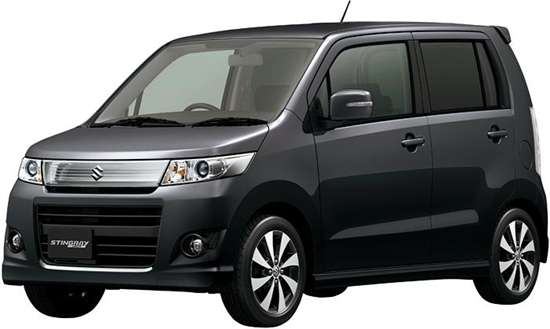 Suzuki Wagon R 2012 photo - 2