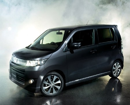 Suzuki Wagon R 2012 photo - 3