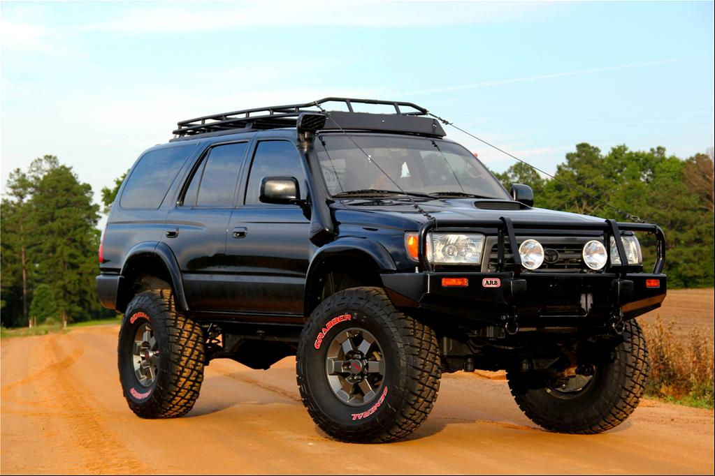 Toyota 4runner 1992 photo - 5