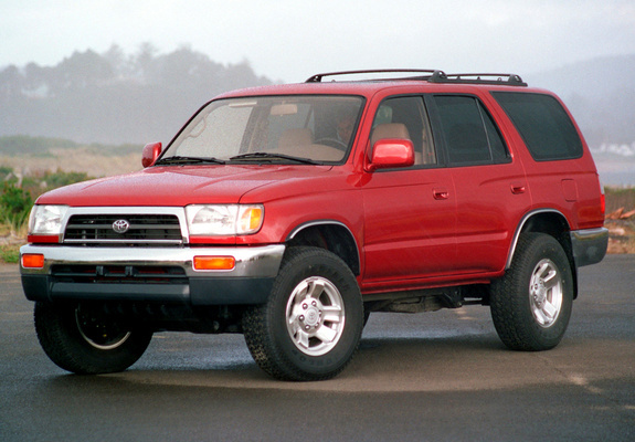 Toyota 4runner 1996 photo - 2