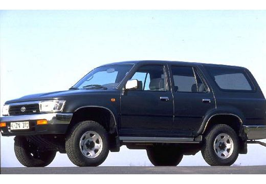 Toyota 4runner 1996 photo - 3