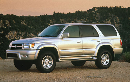 Toyota 4runner 1996 photo - 7