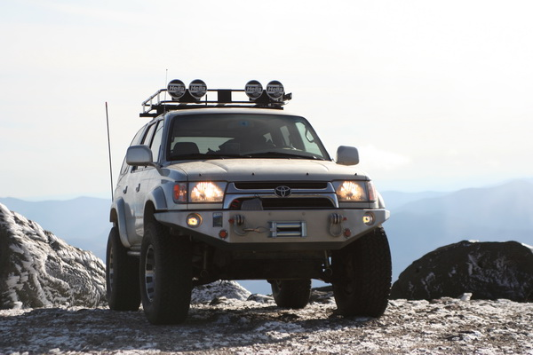Toyota 4runner 2002 Photo   5