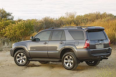 Toyota 4runner 2006 photo - 5