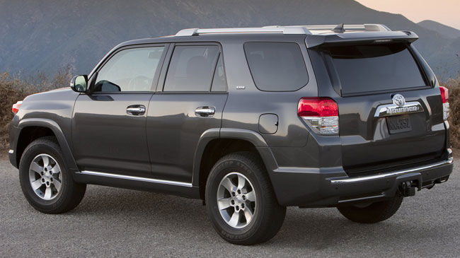 Other Photos To Toyota 4Runner 2011