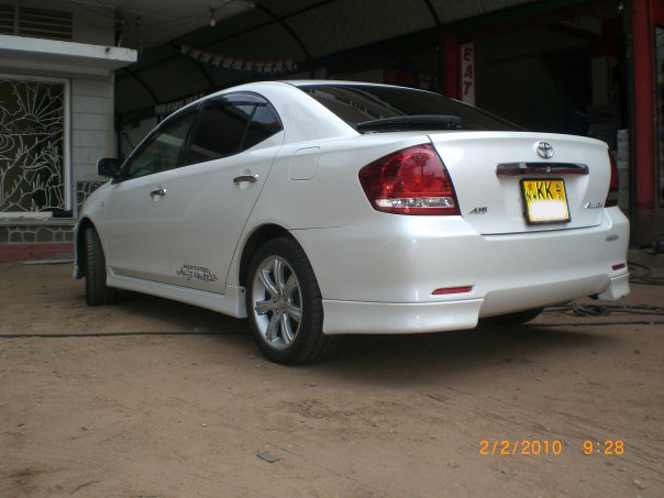 Toyota allion 2010 photo - 2