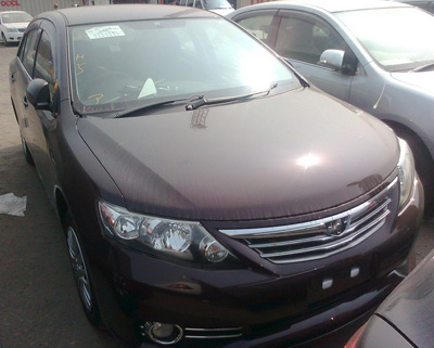 Toyota allion 2010 photo - 3