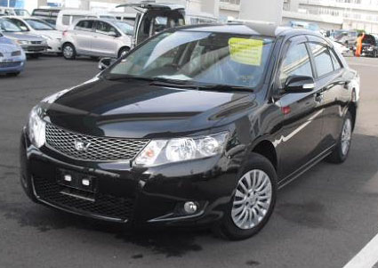 Toyota allion 2010 photo - 7