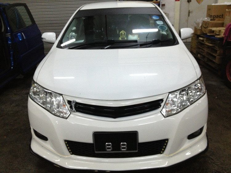 Toyota Allion 2015 photo - 3