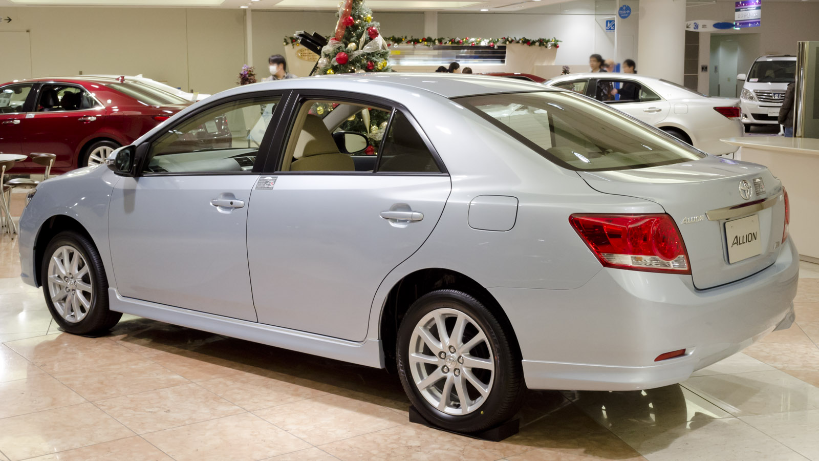 Toyota allion 2015 review amazing pictures and images look at the car