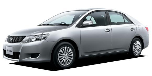 Toyota Allion 2015 photo - 7