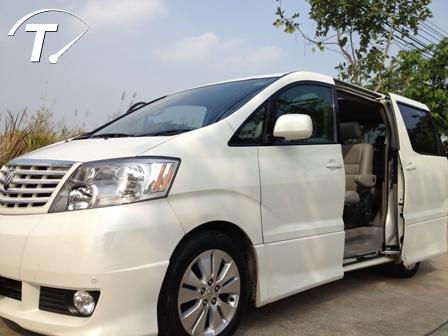 Toyota alphard 2005 photo - 7