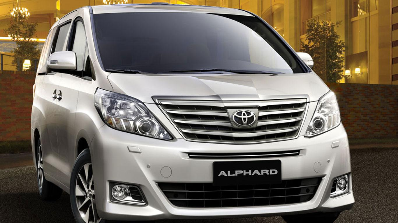 Toyota alphard 2012 photo - 5