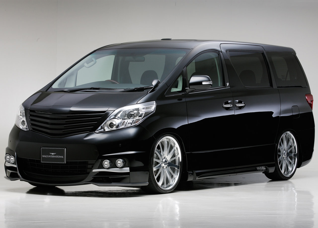Toyota alphard 2013 photo - 1