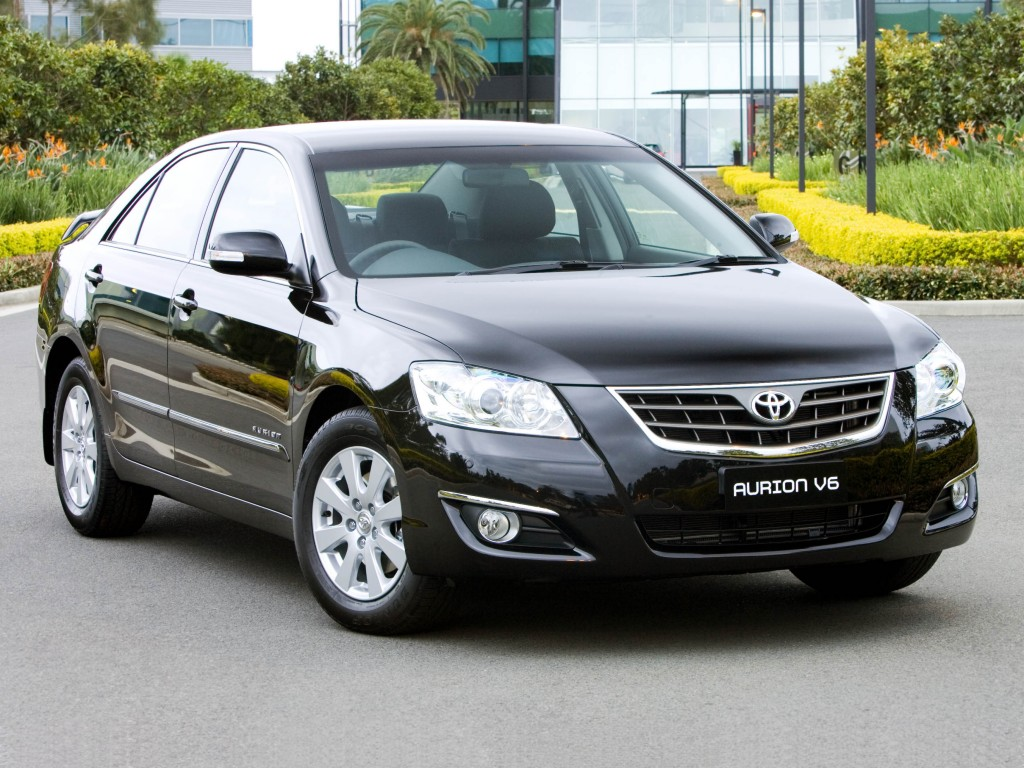 Toyota aurion 2007 photo - 2