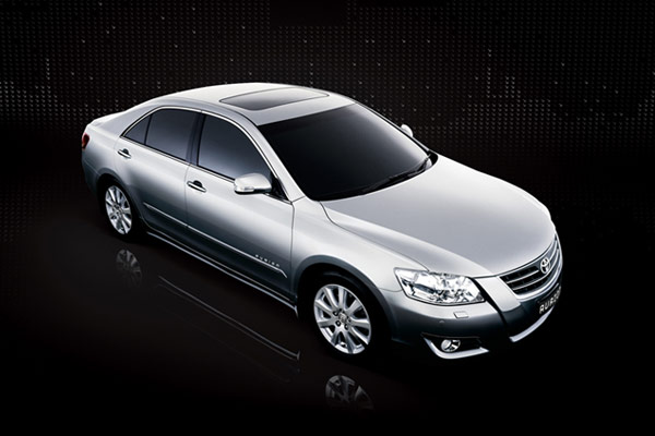 Toyota aurion 2009 photo - 2