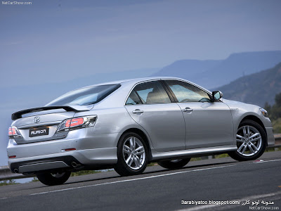 Toyota aurion 2009 photo - 7