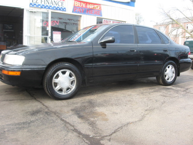 Toyota avalon 1996 photo - 6